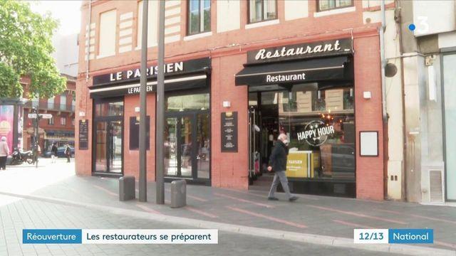 Restaurants : la réouverture des terrasses se prépare