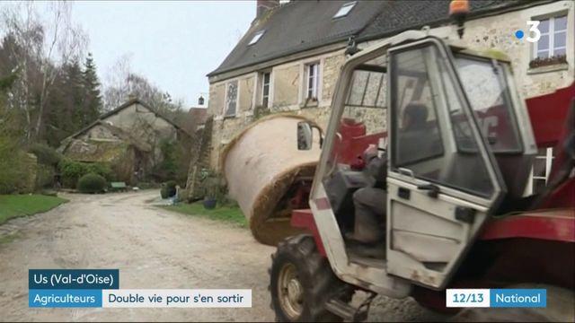Agriculteurs : avoir deux professions pour s'en sortir