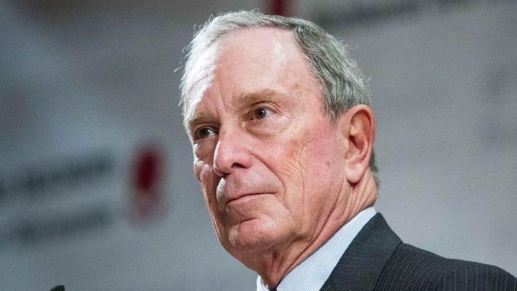 Michael Bloomberg en route pour la Maison Blanche ? (OMER MESSINGER / NurPhoto)