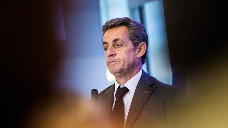 (Nicolas Sarkozy entendu ce matin au pôle financier (photo prétexte) © maxPPP)