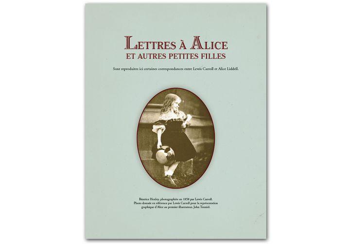 """Annexe """"Les aventures d'Alice au pays des merveilles"""", Beatrice Henley, la petite fille qui a servi de modèle à John Tenniel pour représenter Alice. Photographie de Lewis Carroll, 1858  (Lewis Carroll ()"""