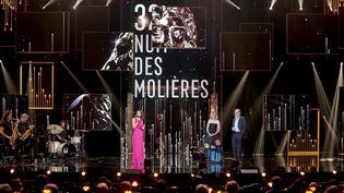 La nuit des Molières 2020 (Fabienne Rappeneau)