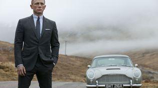 Daniel Craig devrait réinterprêter James Bond pour le 25e volet. (EON PRODUCTIONS / B23)