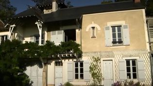 La maison de Maurice Ravel (Capture d'écran France 3)