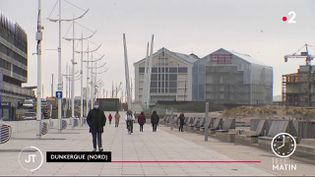 A Dunkerque. (France 2)