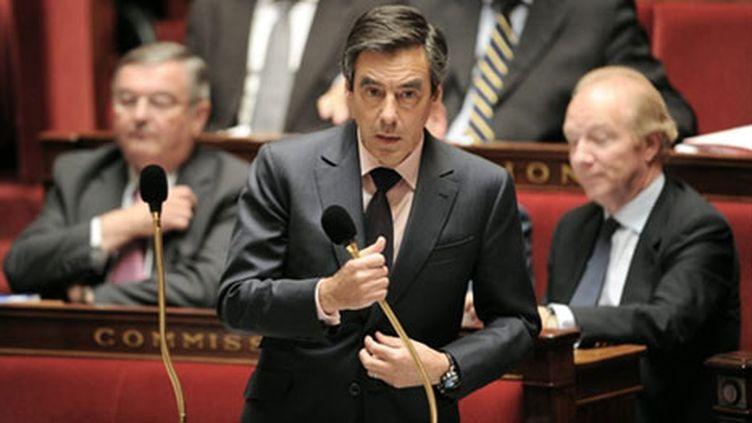 François Fillon (AFP - Fred Dufour)