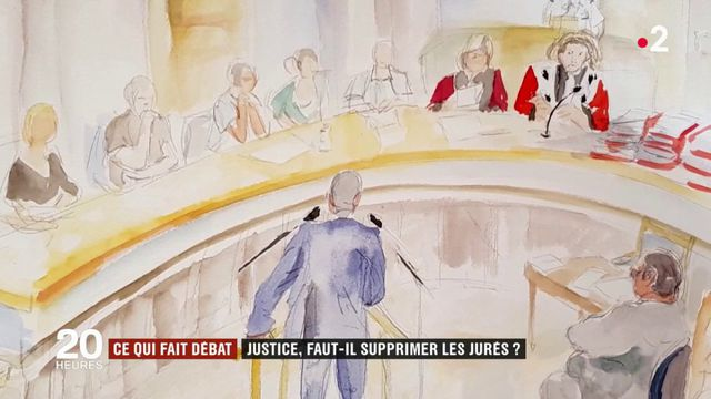 Justice : faut-il supprimer les jurés d'assises ?