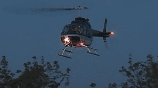 helicoptere (FRANCE 2)