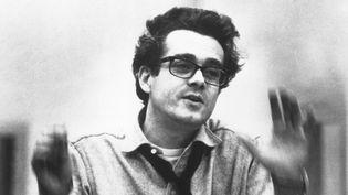 Michel Legrand en 1970, trois ans après la sortie des Demoiselles de Rochefort (1967).  (Michael Ochs Archives / Getty Images)