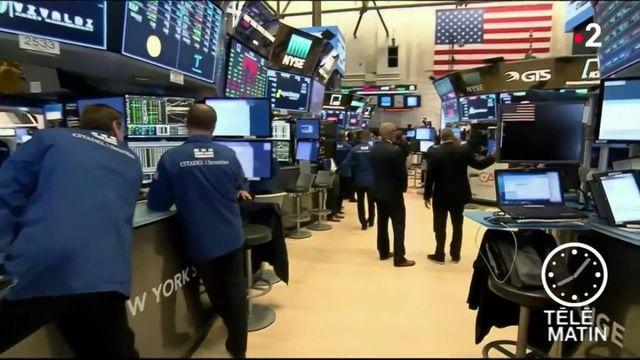 Facebook : le titre dégringole à Wall Street