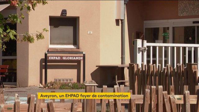 Coronavirus : situation critique dans un Ehpad de l'Aveyron