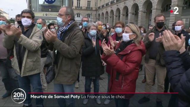 Enseignant décapité dans les Yvelines : la France est sous le choc