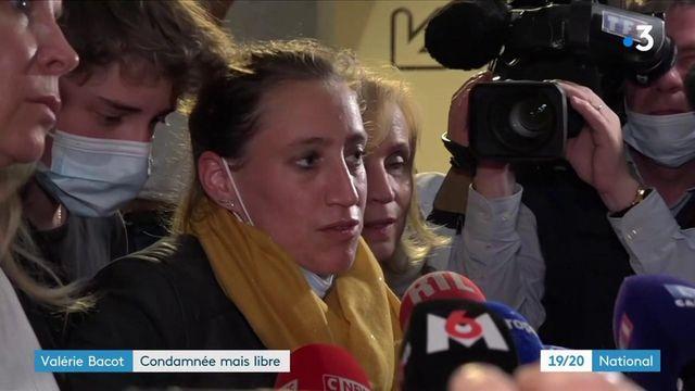 Violences faites aux femmes : Valérie Bacot ne retournera pas en prison