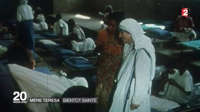 Vatican : Mère Teresa sera bientôt canonisée