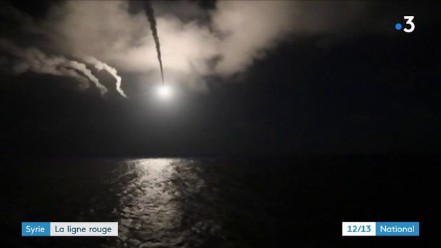 Syrie : l'escalade qui a conduit aux frappes occidentales