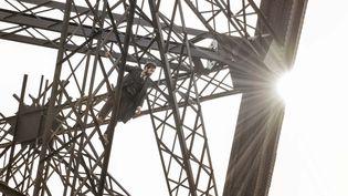 """Image du film """"Eiffel""""de Martin Bourboulon, avec Romain Duris dans le rôle de Gustave Eiffel, en salles le 13 octobre 2021 (PATHÉ / ALLOCINE)"""