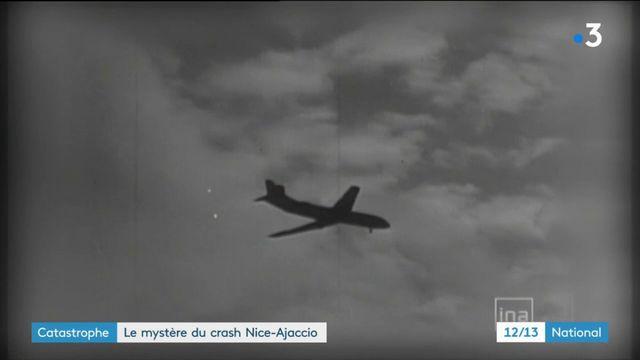 Catastrophe: le mystère du crash Nice-Ajaccio