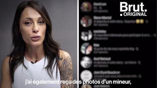 VIDEO. Pour l'actrice X Nikita Bellucci, il faut parler du porno aux mineurs (BRUT)