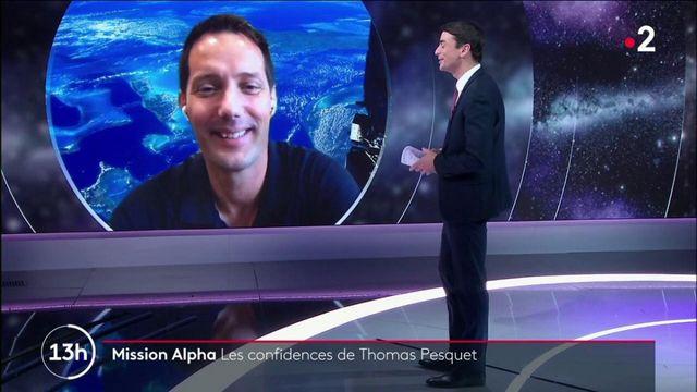 Avant son départ dans l'espace, Thomas Pesquet répond aux questions des enfants
