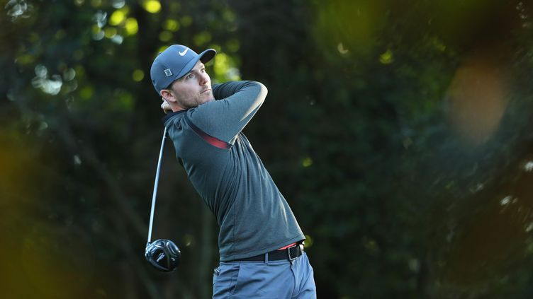 Le golfeur américain Russell Henley (ANDREW REDINGTON / GETTY IMAGES NORTH AMERICA)