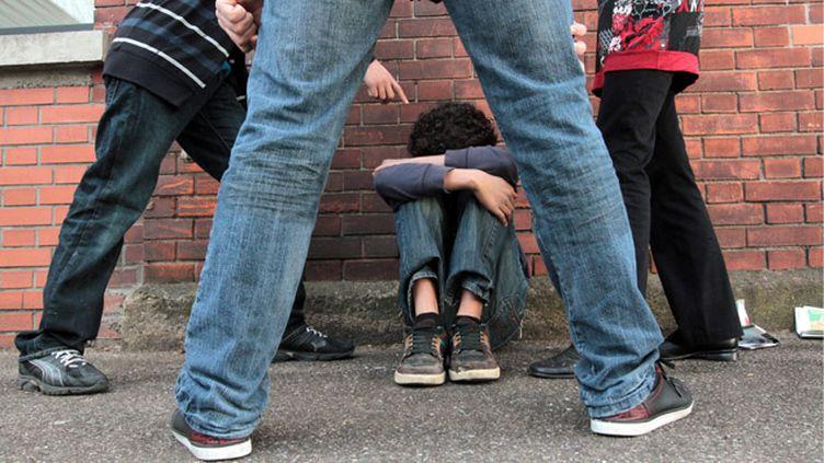 (Harcèlement scolaire © MAXPPP)