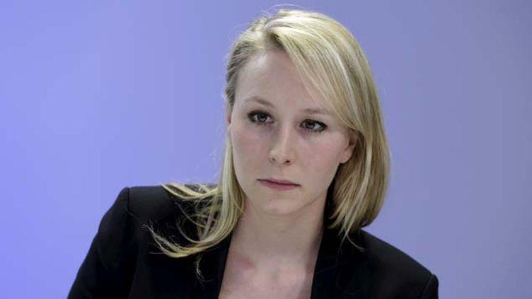 (Marion Maréchal-Le Pen sera bien tête de liste en région Paca © Maxppp)