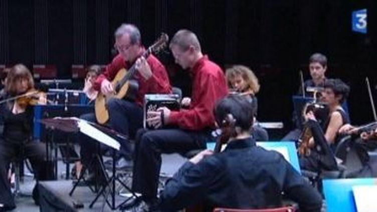 Rencontres tango avec Eric Franceries et Jérémy Vannereau  (Culturebox)