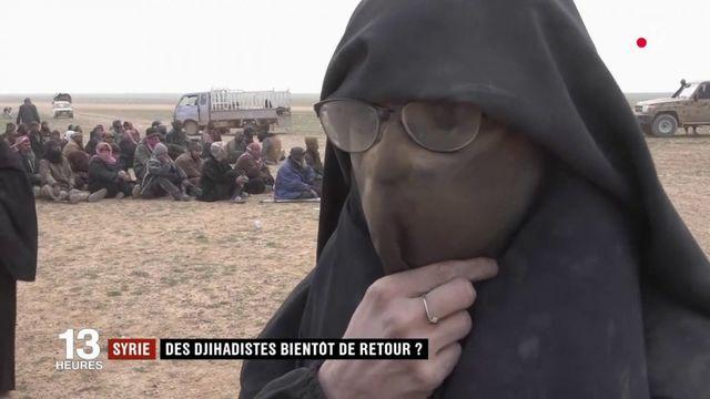 Syrie : des djihadistes français bientôt rapatriés par le gouvernement ?