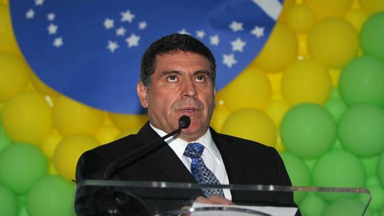 Luis Fernando Suarez, le sélectionneur du Honduras
