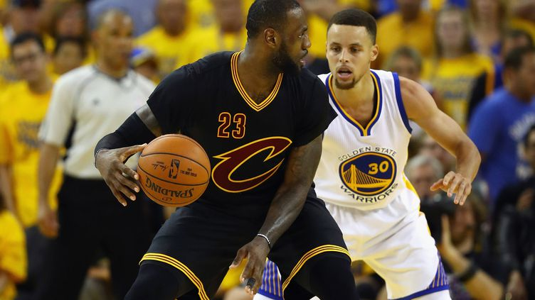 LeBron James contre Stephen Curry, le duel phare de cette finale