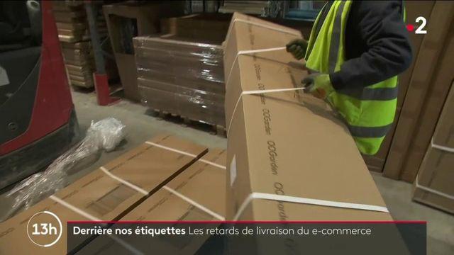 Consommation : les retards de livraison explosent dans le e-commerce