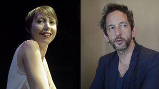 Jeanne Cherhal et Arthur H, lauréats du Prix Charles Cros 2014  (SADAKA EDMOND/SIPA et JDD/SIPA)