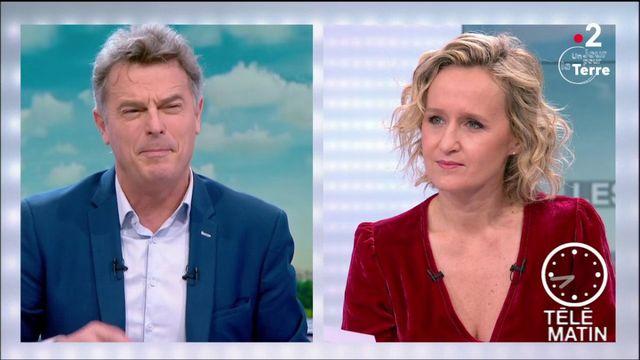 """Mesures d'Emmanuel Macron : """"C'est les Français qui vont payer"""" la hausse du SMIC, estime Fabien Roussel"""