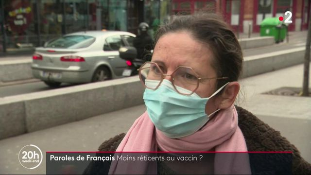 Covid-19 : les Français de plus en plus favorables aux vaccins