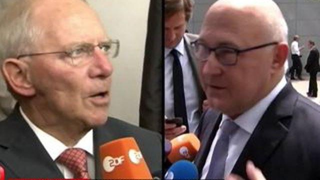 L'Eurogroupe doute de la Grèce