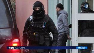 Coup de filet terroriste (France 3)