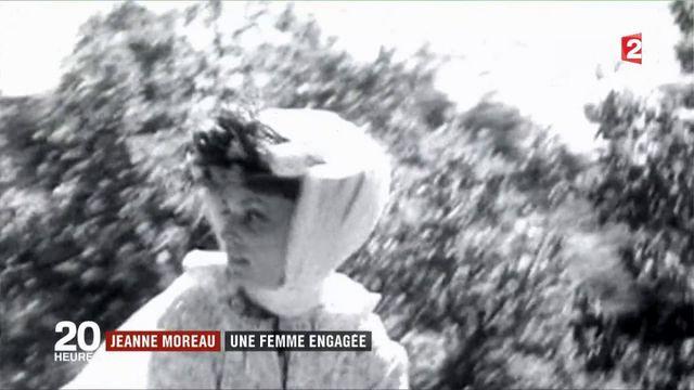Jeanne Moreau : actrice et femme engagée
