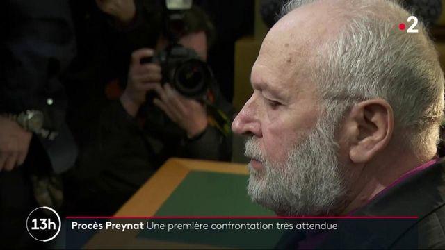 Procès Preynat : première confrontation avec les victimes présumées