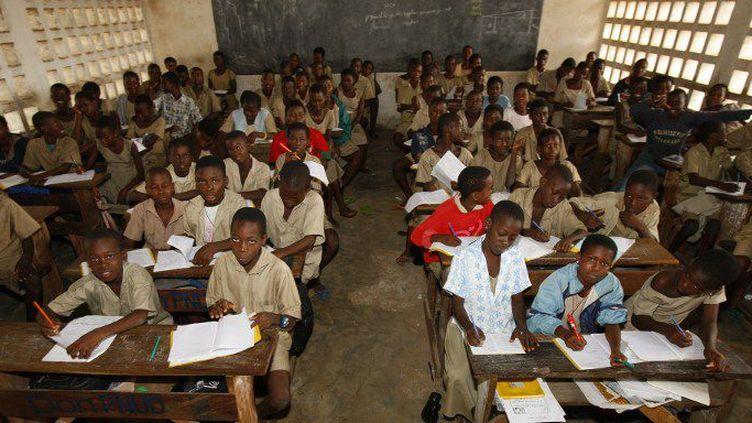 Les écoles du Niger manquent d'instituteurs bien formés. (Pascale Deloche/Godong/photononstop)