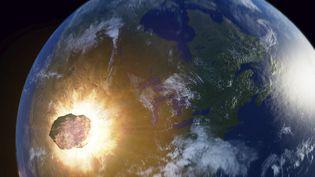 L'explosion a été détectée le 18 décembre 2018 par la Nasa (image d'illustration). (ANDRZEJ WOJCICKI / SCIENCE PHOTO L / AWO / AFP)