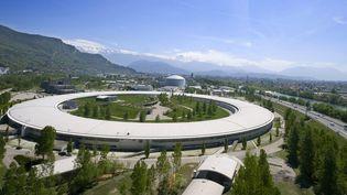 Le Synchrotron de Grenoble (Isère)  (www.esrf.eu)