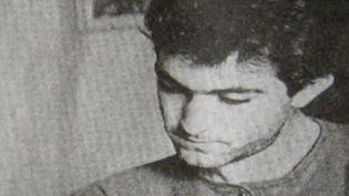 Jean-Baptiste Rambla est jugé lundi 14 décembre à Toulouse (Haute-Garonne) pour le meurtre de Cintia Lunimbu. (CAPTURE D'ÉCRAN FRANCE 3)
