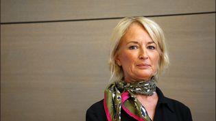 Elisabeth Doineau, sénatrice UDI de Mayenne. (LUC NOBOUT / MAXPPP)