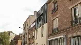 Logement : des maisons sur les toits (FRANCE 2)