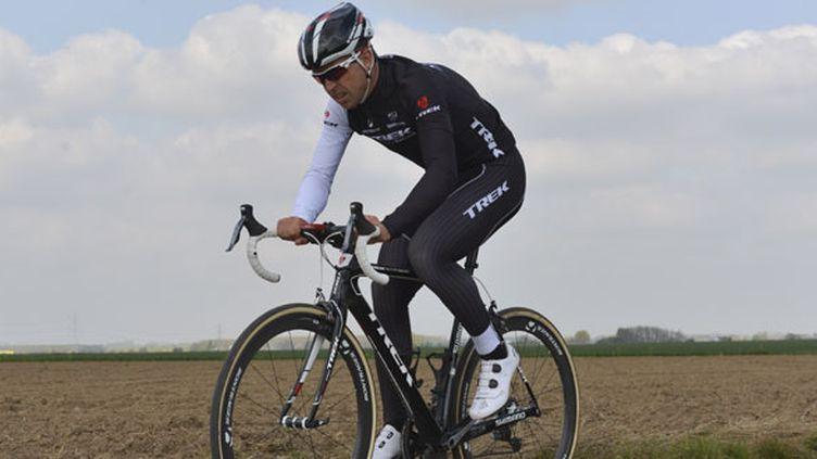 Le coureur belge Stijn Devolder