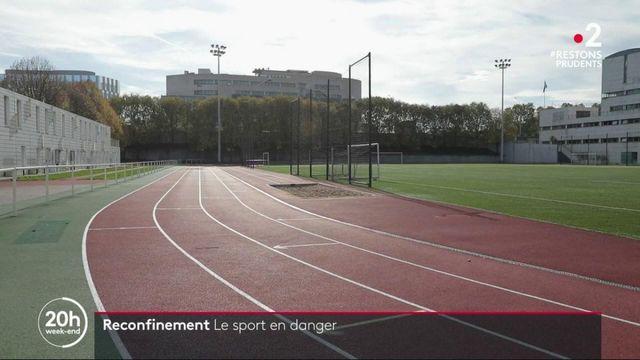Reconfinement : les clubs de sport en danger