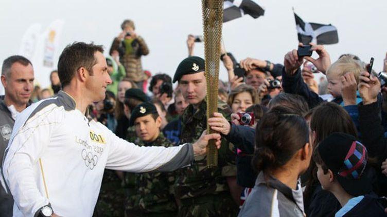 Bein Ainslie, triple champion olympique de voile