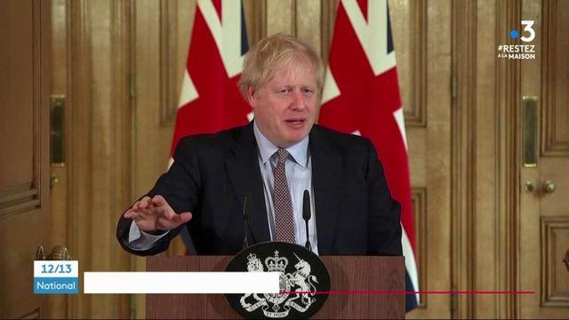 Coronavirus : le Premier ministre britannique en soins intensifs