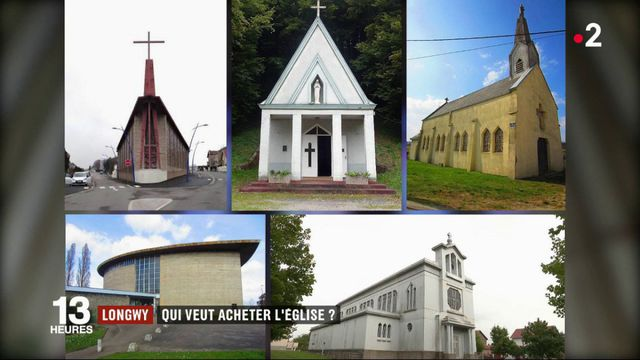 Longwy : l'église du village cherche un acquéreur