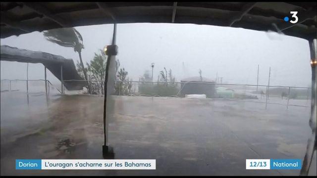 Ouragan Dorian : les Bahamas ravagées